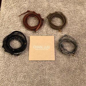 EUC CHAN LUU Wrap Bracelet Bundle